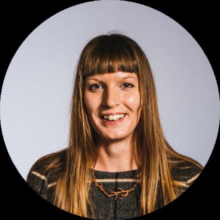 Jenny Bourner, Finance administrator at Coapt