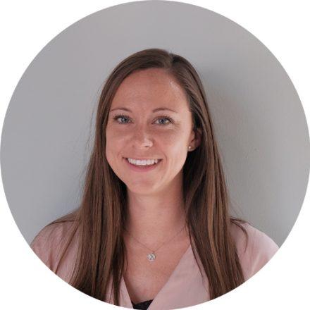 Rachel Hewett, Senior finance administrator at Coapt