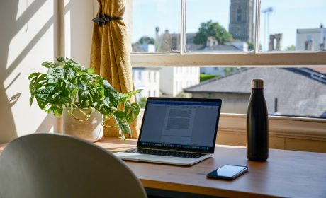 Making the Most of Online University in Your Uni House
