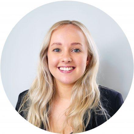 Zoë Banks, Senior Property Manager at Coapt